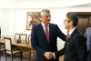 Presidenti Thaçi priti zëvendëspresidentin e Atlantic Council, Damon Wilson