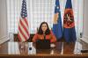 Presidentja Osmani bisedoi me drejtuesit agjencisë qeveritare amerikane, Korporata e Sfidave të Mijëvjeçarit