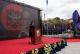 Fjalimi i Presidentes Atifete Jahjaga me rastin e zbulimit të shtatores së Presidentit Rugova