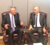 President Thaçi met with the President of Switzerland, Alain Berset