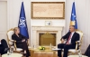 President Thaçi received the NATO Deputy Secretary General, talked about deepening cooperation