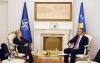 Presidenti Thaçi priti Zëvendës Sekretaren e Përgjithshme të NATO-s, bisedoi për thellimin e bashkëpunimit
