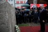 Presidents Thaçi and Meta unveil the statue of Idriz Seferi in Gjilan