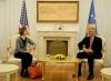 Presidenti Thaçi priti Zëvendës-ndihmës Sekretaren e Mbrojtjes, Laura Cooper