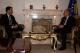 Presidenti i Republikës së Kosovës, Dr. Fatmir Sejdiu, priti z. Rob Benjamin, drejtor gjeneral i NDI (Instituti Kombëtar Demokratik) me seli në Washington.
