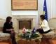 Predsednica Atifete Jahjaga dočekala ambasadora Kanade u Zagrebu, ne rezident za Kosovo, Louise LaRocque