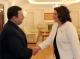 Predsednica Atifete Jahjaga je dočekala državnog ministra za Inostrane Poslove Pakistana, Nawabzada Malik Amad Khan