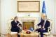 Predsednik Thaçi dočekao je danas ministra unutrašnjih poslova Albanije, Saimir-a Tahiri