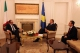 President Pacolli meets Italian Ambassador Michael Giffoni