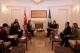President Behgjet Pacolli receives the Turkish Ambassador, Songul Ozan