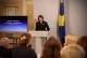 """President Jahjaga's address at the """"Sexual violence in conflicts and beyond"""" Forum"""
