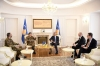 Predsednik Thaçi i komandant KFOR-a razgovarali o stanju bezbednosti