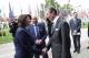 President Jahjaga received Henri, Grand Duke of Luxemburg