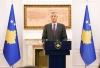 Presidenti Thaçi: Marrëveshja me Serbinë e domosdoshme për anëtarësimin e Kosovës në BE, NATO dhe OKB