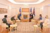 President Osmani received the rapporteur for Kosovo at the European Parliament Viola von Cramon - Taubadel