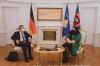 Predsednica Osmani dočekala na sastanku državnog sekretara Ministarstva spoljnih poslova Nemačke, Miguel Berger