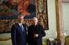 President Thaçi requests the deepening of relations with the Holy See