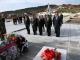 U. D i Presidentit, dr. Jakup Krasniqi vendosi kurora lulesh pranë monumentit të Skënderbeut dhe bëri homazhe në kompleksin memorial në Prekaz