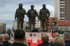 President Thaçi: On the square of Drenas the emblems of the KLA, the pride of the Albanian nation, are placed