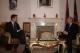Presidenti Sejdiu takoi z. Casper Klynge, kryesues i Ekipit planifikues të Bashkimit Evropian në Kosovë