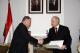 Presidenti Sejdiu takoi Ambasadorin e Hungarisë, z. Zoltan Imec