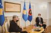 u.d. Presidenti Konjufca priti në takim ambasadorin amerikan Philip Kosnett