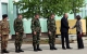 President Jahjaga visited the training and doctrine command of the KSF in Ferizaj and the KFOR camps in Prizren and Peja
