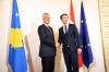 Thaçi met with Chancellor Kurz, seeking support for Euro-Atlantic integrations