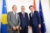 Thaçi takoi kancelarin Kurz, kërkoi mbështetjen për integrimet euroatlantike