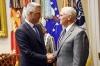 Zëvendëspresidenti amerikan, Michael Pence priti në takim Presidentin Thaçi