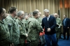 Predsednik Thaçi govorio pred pripadnicima  Bezbednosnih snaga, traži jedinstvo za bodrobit Kosova