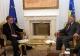 U.D. i Presidentit të Republikës së Kosovës, dr. Jakup Krasniqi priti z. Bjorn Von Sydow