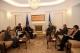 V.D. PREDSEDNIKA REPUBLIKE KOSOVA, DR. JAKUP KRASNIĆI JE PRIMIO G-DINA BJORN VON SYDOW