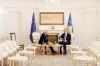 Presidenti Thaçi priti përfaqësuesin e lartë të BE-së, Josep Borrell