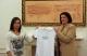 Predsednica Jahjaga je dočekala sportistkinju Majlinda Kelmendi