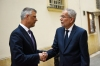 Predsednik Thaçi sastao se sa austrijskim predsednikom, Alexanderom Van der Bellenom