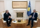President Thaçi meets new Acting Head of EULEX Mission in Kosovo, says that Kosovo and EULEX will continue cooperation