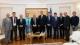Presidenti Thaçi takoi rektorin e Universitetit të Tiranës