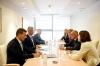 President Thaci receives Bulgarian Prime Minister Boyko Borissov's support for Kosovo to head SEECP in 2019