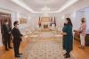 Presidentja Omani pranoi kredencialet nga ambasadori jo-rezident i Bangladeshit, z. Mosharraf Hossain Bhuiyan