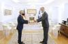 Presidenti Thaçi pranoi letrat kredenciale nga ambasadori i ri i Gjermanisë