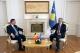 Predsednik Thaçi dočekao je na uvodnom sastanku šefa Kancelarije Kraljevine Belgije, Jean Louis Servais-a