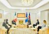 Presidentja Osmani pranoi letrat kredenciale nga ambasadori i Italisë në Kosovë, Antonello De Riu