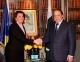 President Jahjaga met with the Prime Minister of Pakistan, Mr. Nawaz Sharif