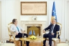 The President: MEP Lunacek was a sincere and constructive voice of Kosovo in Brussels