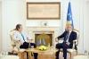 Presidenti: Eurodeputetja Lunaçek, zë i sinqertë i Kosovës në Bruksel