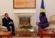 Predsednica Atifete Jahjaga dočekala bivšeg premijera i predsednica ABK, g.dina Ramush Haradinaj