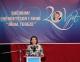 """Fjala e Presidentes Jahjaga në 20-vjetorin e themelimit të shërbimit shëndetësor të SHHB """"Nëna Terezë"""""""