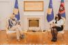 Presidentja Osmani priti në takim Drejtoreshën e NDI-së, ambasadoren Soderberg