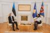 Presidentja Osmani  pranoi letrat kredenciale të ambasadorit  jorezident të Estonisë, Sander Soone